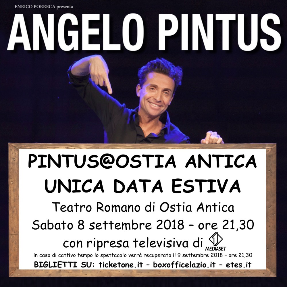 angelo pintus spettacolo